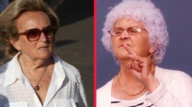 Première dame contre vieille dame