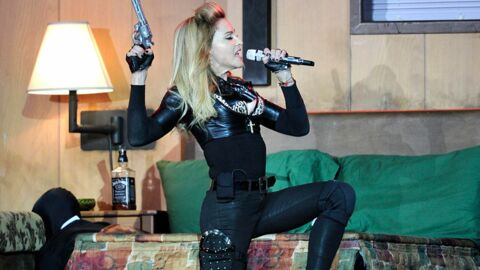 Madonna attaquée en justice par Marine Le Pen
