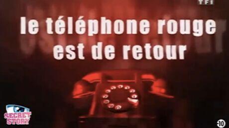Secret Story 6: la prod ressort le téléphone rouge