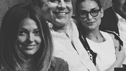PHOTO Quand Caroline Receveur dîne avec… Demi Moore!