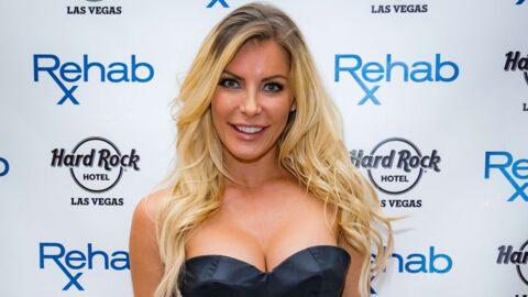 «Empoisonnée» par ses implants mammaires, Crystal Harris, la femme de Hugh Hefner, les a fait retirer