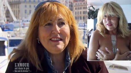 VIDEO Marie-Paule (L'Amour est dans le pré): soi-disant ruinée, elle trouve encore un prétexte pour s'exhiber nue