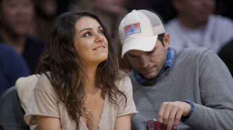 Mila Kunis raconte son coup de foudre et son début de relation avec Ashton Kutcher