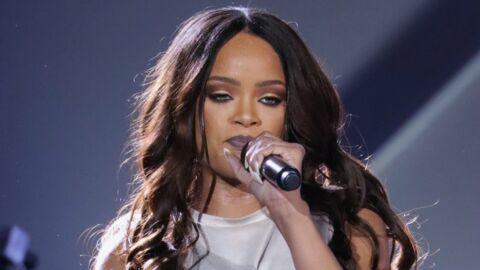 Attentat de Nice: Rihanna rend hommage aux victimes lors de son concert à Lyon