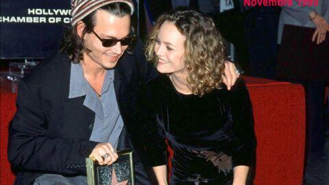 PHOTOS Retour sur 14 ans d'amour de Johnny Depp et Vanessa Paradis