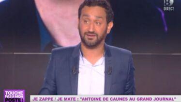 «Je ne suis pas jaloux d'Antoine de Caunes»