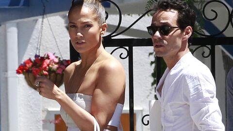 DIAPO Jennifer Lopez et Marc Anthony à l'école de leurs enfants