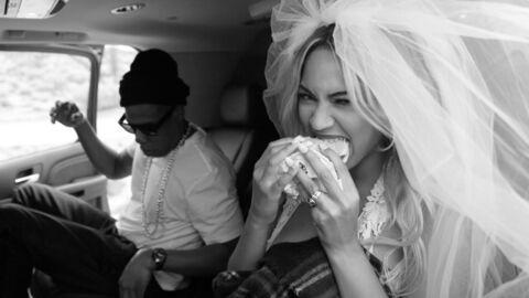 PHOTOS Beyoncé dévoile les coulisses du tournage de la vidéo On The Run avec Jay-Z