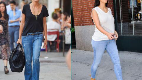 Tendance: les jeans fantaisie de l'été
