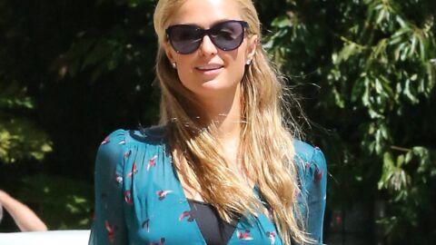 PHOTOS Paris Hilton: un coup de vent dévoile ses dessous