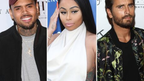 Chris Brown, Scott Disick et Blac Chyna victimes d'un nouveau Bling Ring ?
