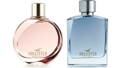 Le California Dream se fait parfum chez Hollister