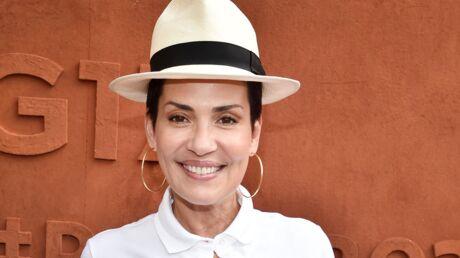 Cristina Cordula dévoile une vidéo de son essayage de robe pour son mariage