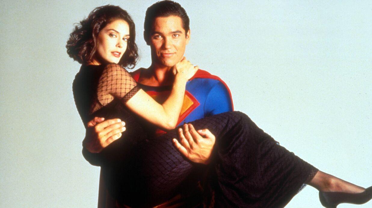 PHOTO Vingt ans après Loïs et Clark, les émouvantes retrouvailles de Teri Hatcher et Dean Cain
