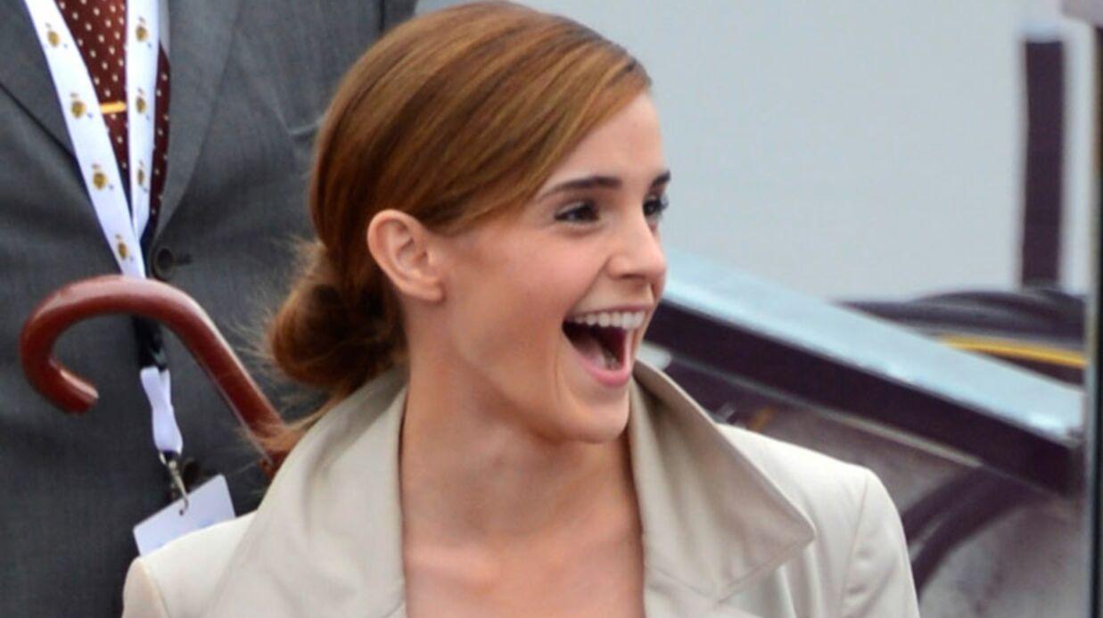 Emma Watson très inspirée par la famille Kardashian