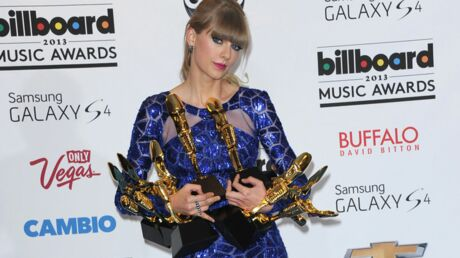 Billboard Music Awards 2013: le sacre de Taylor Swift