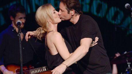 David Duchovny réagit aux rumeurs de couple avec Gillian Anderson