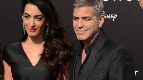 George Clooney raconte comment il a surpris Amal Alamuddin avec sa demande en mariage