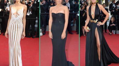 DIAPO Cannes 2015: Géraldine Nakache sexy et entourée des plus beaux tops sur les marches