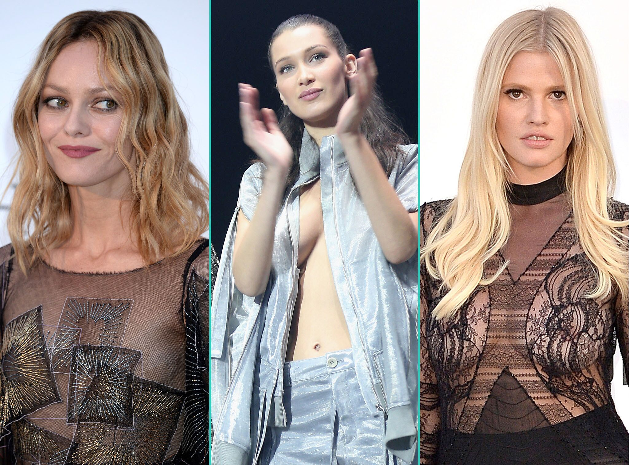 This remarkable Vanessa paradis topless pity