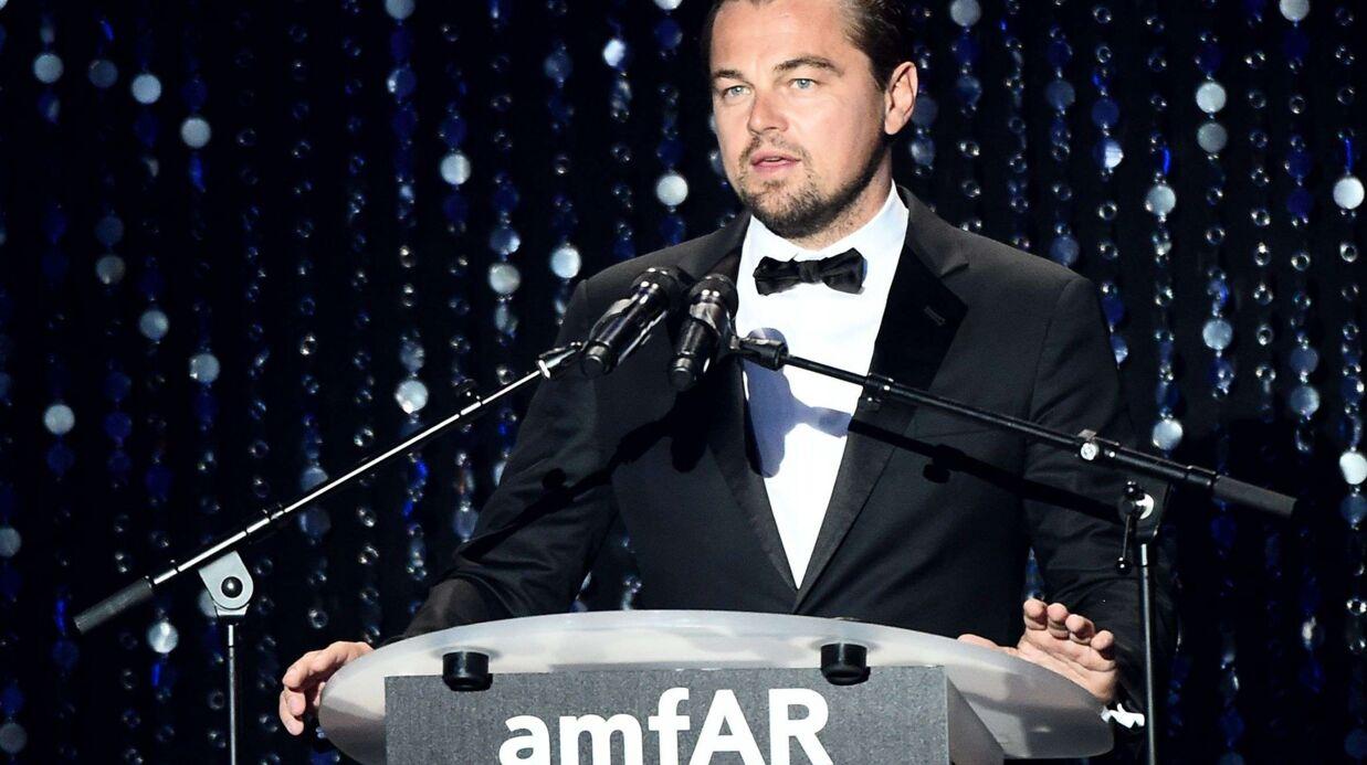 Au gala de l'amfAr, Leonardo DiCaprio met aux enchères une semaine chez lui
