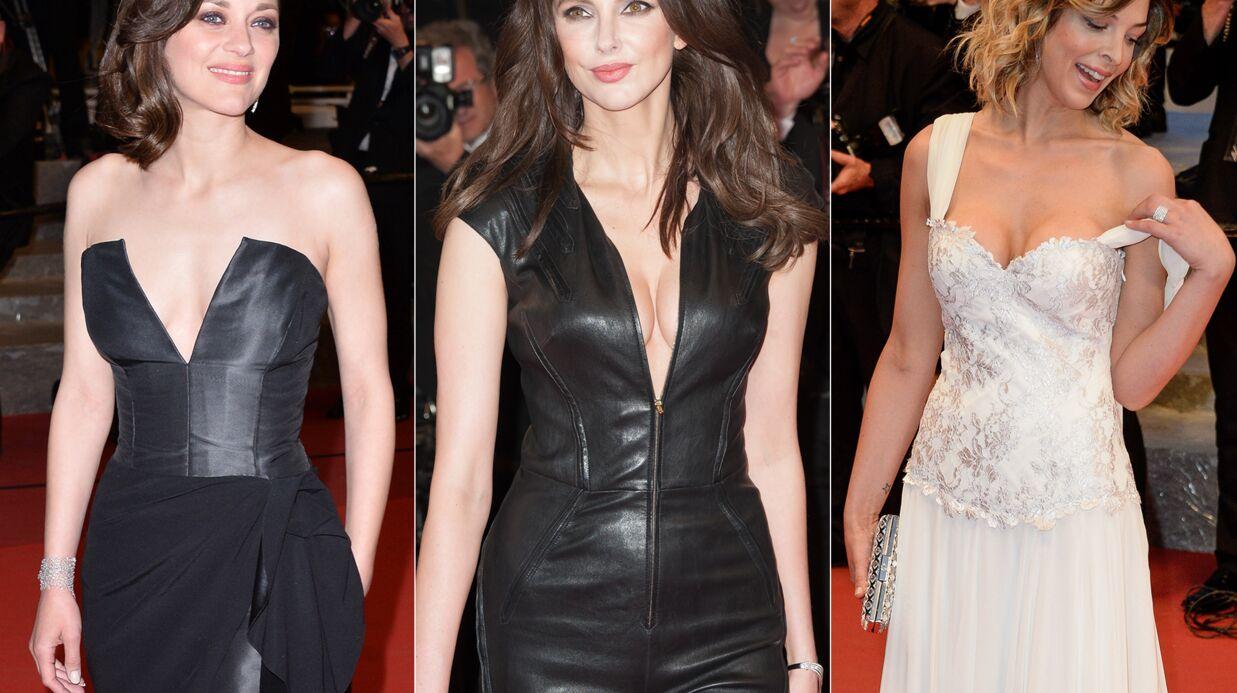 PHOTOS Cannes 2016: Marion Cotillard sublime, Frédérique Bel sexy en cuir, une miss météo affole tout le monde