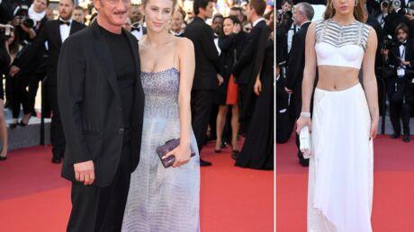 PHOTOS Cannes 2016: Sean Penn et sa fille Dylan complices sur les marches, Adèle Exarchopoulos sexy