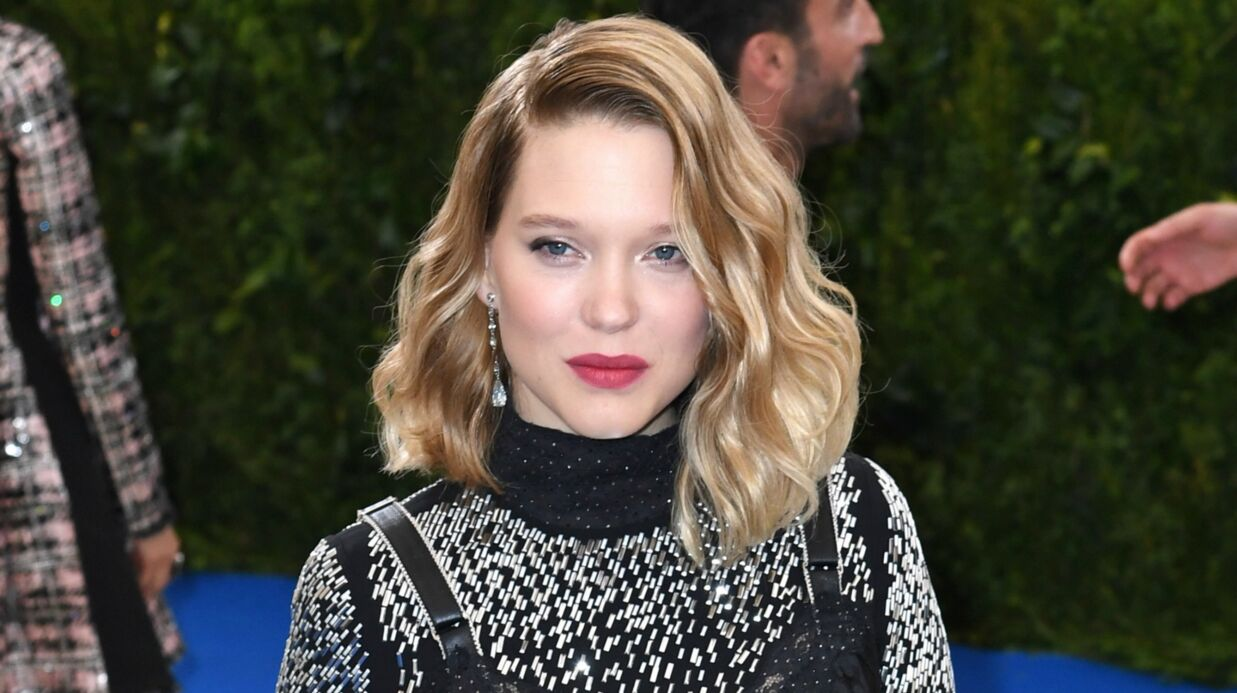 PHOTO Léa Seydoux poste une adorable photo de son petit garçon