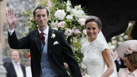 DIAPO Mariage de Pippa Middleton: toutes les photos d'une cérémonie de rêve!