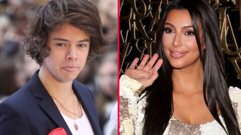 One Direction : Harry Styles fait des avances à Kim Kardashian