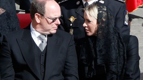 DIAPO Albert de Monaco et Charlène enfin réunis