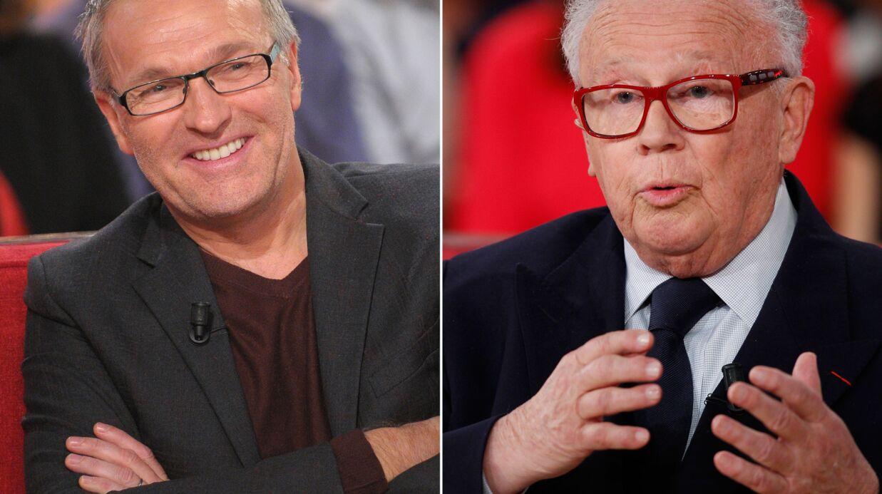 Laurent Ruquier remplace Philippe Bouvard aux Grosses Têtes
