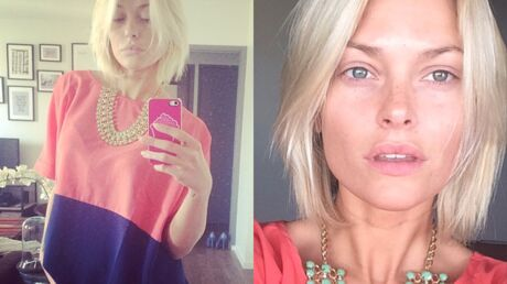 PHOTO Caroline Receveur : sans maquillage, elle est sublime !