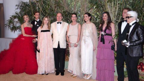 PHOTOS Bal de la Rose à Monaco: la famille princière réunie, Charlène grande absente