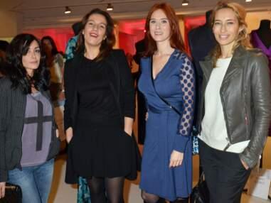 Jenifer, Zoé Félix, Alexandra Golovanoff et Audrey Fleurot : des robes aux enchères