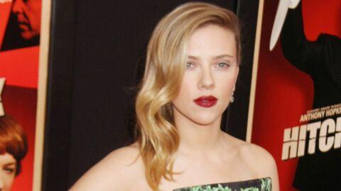 Scarlett Johansson emmène son amoureux français à New York