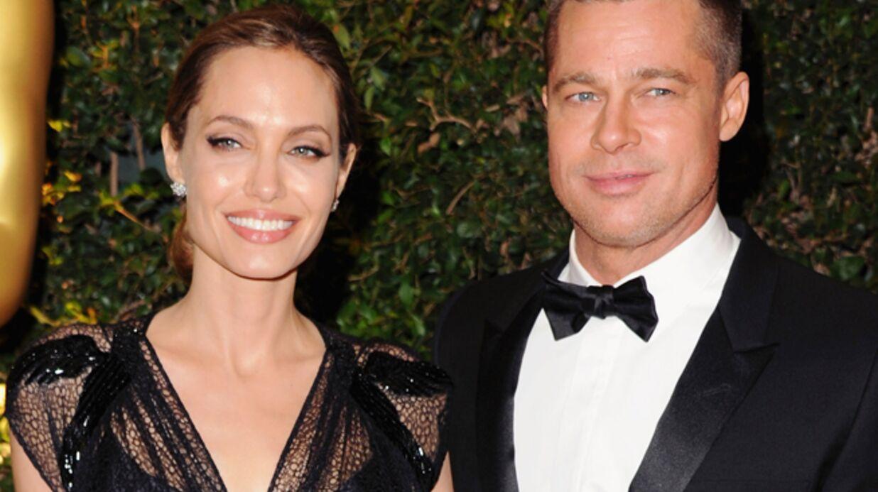 Le vin produit par Brad et Angelina élu «meilleur rosé du monde»