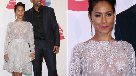 PHOTOS Jada Pinkett Smith sexy dans sa robe transparente aux Latin Grammy Awards