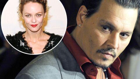 La jolie déclaration de Johnny Depp à Vanessa Paradis, la mère de ses enfants