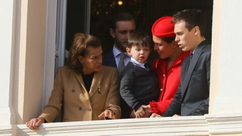PHOTO Charlotte Casiraghi: première sortie officielle pour son fils Raphaël!