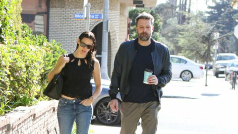 DIAPO Jennifer Garner et Ben Affleck surpris en balade à Los Angeles