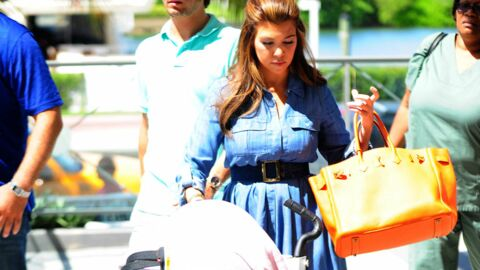 Kourtney Kardashian : le secret de sa ligne