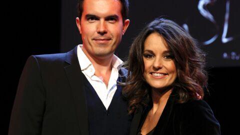 Faustine Bollaert se confie sur son quotidien avec Maxime Chattam et sa fille