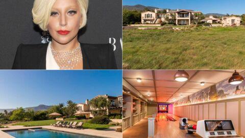 PHOTOS Visitez la fabuleuse maison de Lady Gaga à 23 millions de dollars
