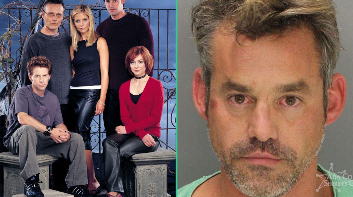Ivre et déchaîné, Nicholas Brendon (Buffy contre les vampires) arrêté par la police