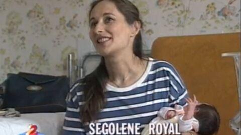 Ségolène Royal regrette d'avoir médiatisé son accouchement