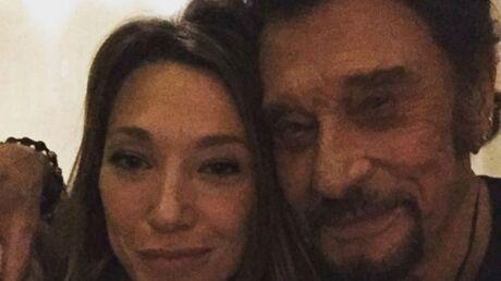 PHOTO Laura Smet et Johnny Hallyday: moment câlin entre père et fille