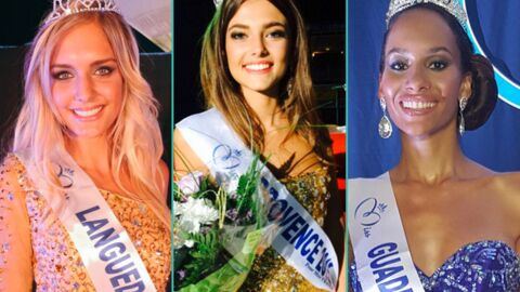 DIAPO Les 31 candidates à l'élection de Miss France 2016