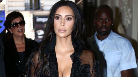 Agression de Kim Kardashian: les images des caméras de surveillance dévoilées