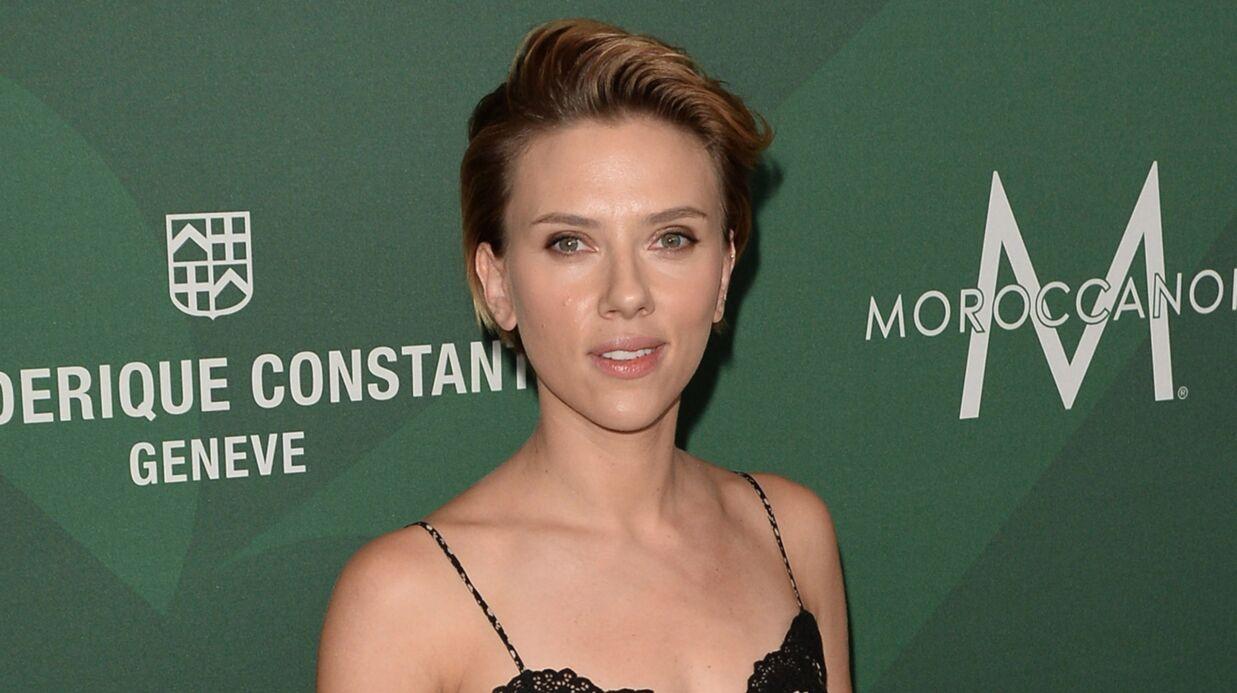 Scarlett Johansson ouvre une boutique de popcorn à Paris et en sera la serveuse à l'ouverture